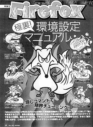 動物の狐擬人化イラスト